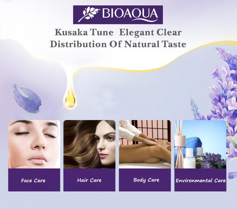 Lavender Oil For Face Wrinkles Bioaqua Essential Oil