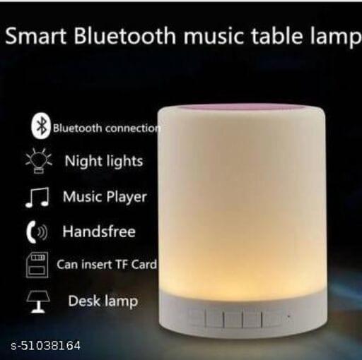 Lamp Bluetooth Speaker 3